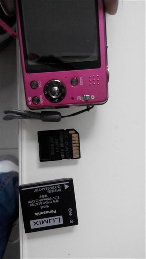 出售闲置Panasonic/松下卡片机