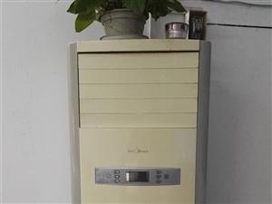 美的柜式空调