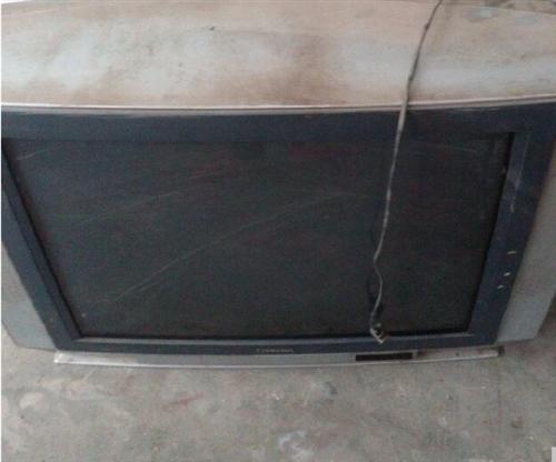 出售自家電視