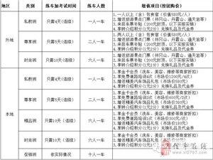"""""""免費學車日""""活動"""