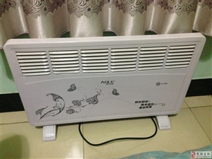 去年买的电暖气,甩卖了,150.凤翔县免费送货