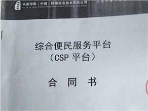 農村電子商務綜合服務平臺(CSP平臺)項目