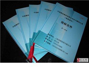 复印 打印 数码彩印 资料装订 标书制作装订 胶装