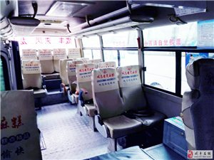出售优质线路中巴车