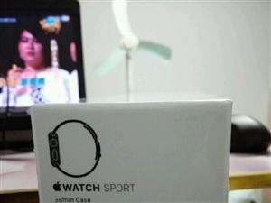 苹果手表(38mm,黑)applewatch