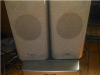 出售闲置家中不用的超重低音炮音箱一套