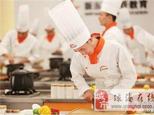 海南专业培训厨师学校海南新东方金牌大厨专业(二年制
