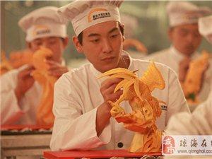 食品雕刻培训学校就找海南新东方烹饪学校