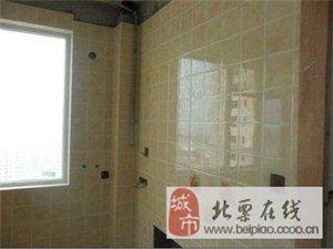 专业粘瓷砖空鼓率小于5%保修五年