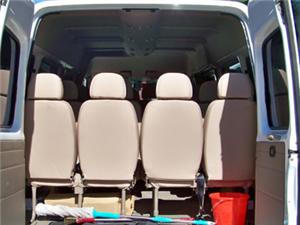 福特全顺 2007款 经典全顺 2.8T 手动 长轴高顶普通