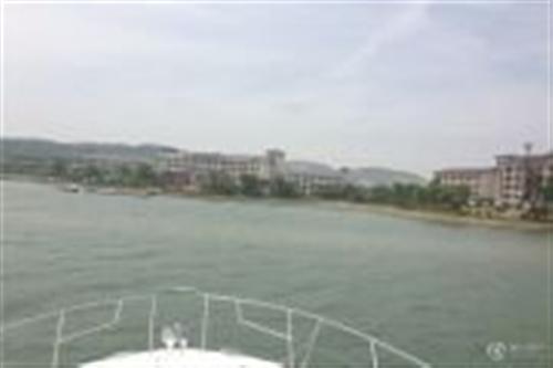 金牛湖半岛外景图