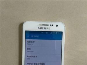95成新个人用的三星A3智能型手机