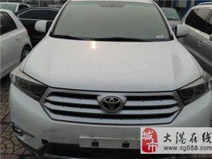 特价出售丰田汉兰达汉兰达2013款2.7L