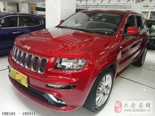 Jeep大切諾基2013款 6.4 自動 SRT8(進口)