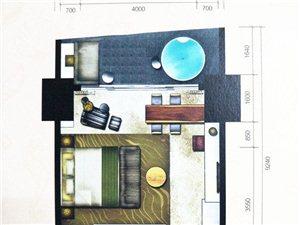 昌建逸海国际一套会赚钱的房子十年免费送您一套房