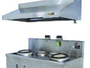 饭店、食堂后厨厨房排油烟系统、大小型油烟罩设计安装