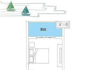 海口度假选山湖海小户型一口价15万楼层任选环境优美