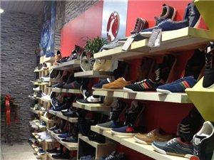 多套鞋店货架出售