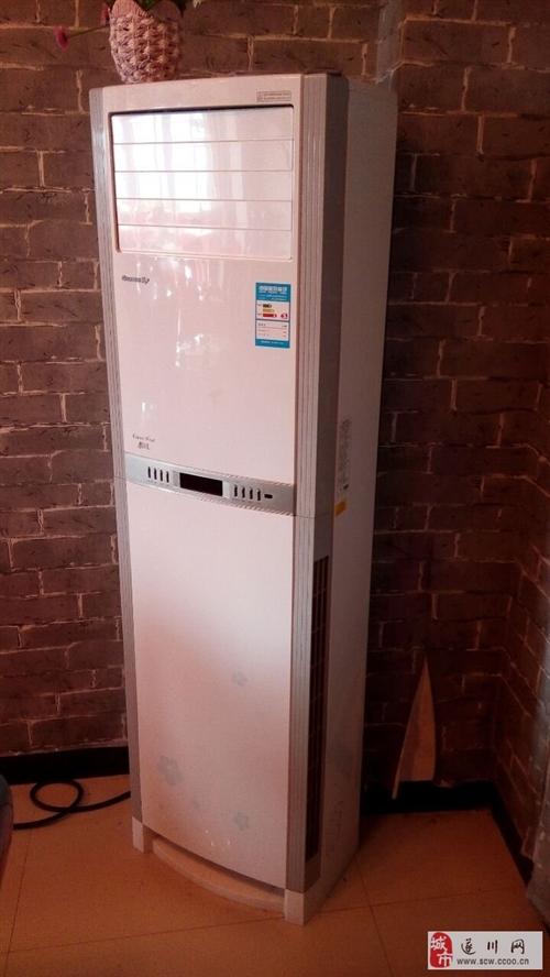 格力柜式9成新空调转让