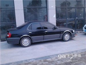 2002年日产蓝鸟车型17000元转让-湖州