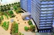 新城总部大厦售楼处实景图