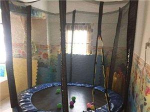 95成新儿童乐园蹦蹦床 - 450元