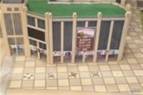 荣盛时代广场规划图