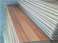 铺的效果好价格低 地铁口南京忠信出售安装二手地板