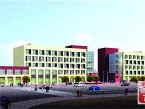 南京六合经济开发区7500平米综合办公楼出租