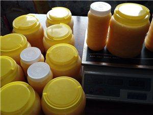 自家产纯蜂蜜,保真。