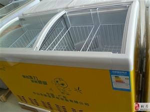 出售冰柜配菜柜雪糕柜铝门展柜样机厂家保