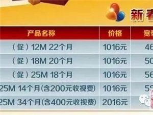 天津广电宽带月均40元