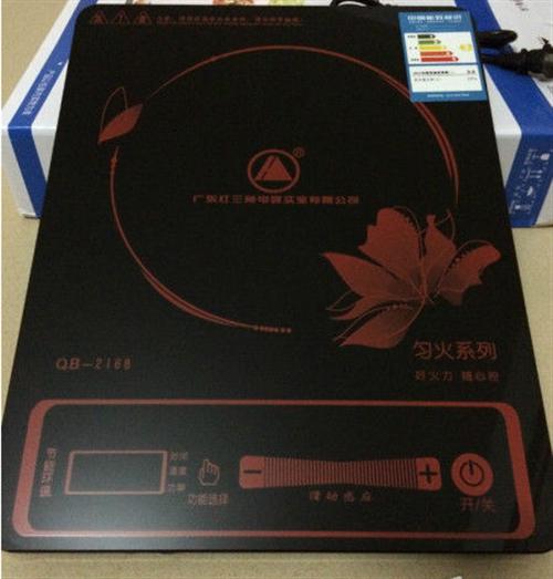 (未拆封)全新觸屏電磁爐,超簿鏡面 - 119元