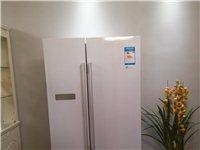 出售9.5成海尔双开门冰箱一台