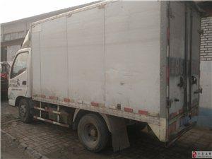 3.4米箱式货车出售