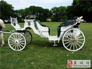 婚庆马车、旅游马车、欧式婚礼拍照车