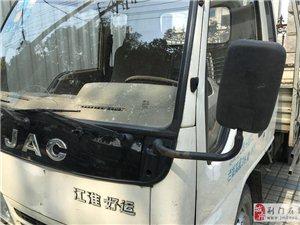 2010年买的好运带卧铺的小货车出售