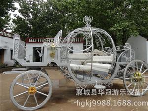南瓜马车YC-C0048 型婚庆马车