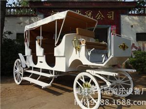 婚庆欧式马车YC-B0030b 摄影马车