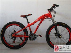 山地自行车,24寸,24速,全新