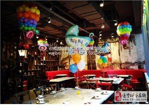 男宝宝的百日派对,有霸气的小汽车哦!#创意气球##