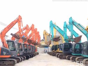 纯进口二手挖掘机超低价限量供应