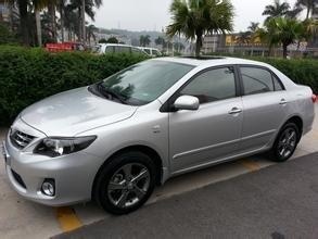 出售丰田卡罗拉1.2万