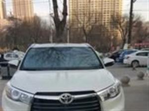 丰田汉兰达2015款