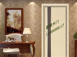 嘉源木门免漆门卧室门房门室内门套装门三聚氰安实木复