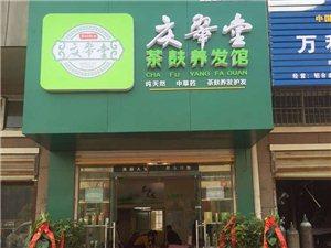 庆翠堂茶麸养发馆