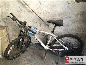 凤凰山地自行车卖 骑了半个月
