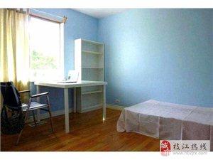 邻近枝江市人民医院,带空调1室1厅1卫,超值超划算!