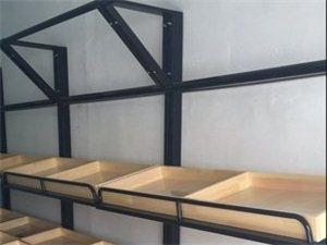 三门冷藏铜管保鲜柜九成新