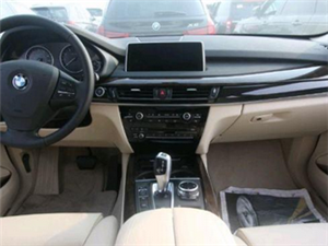 寶馬X5 2014款 xDrive35i 3.0T 手自一體